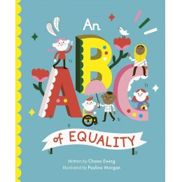 ABC of Equality Hardback Book
