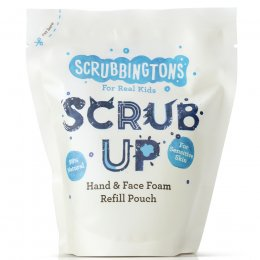 Scrubbingtons Hand & Face Foam Refill - 200ml