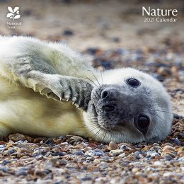 National Trust Nature 2021 Wall Calendar