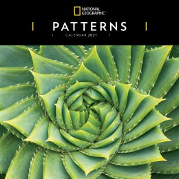 National Geographic Patterns Wall Calendar 2021
