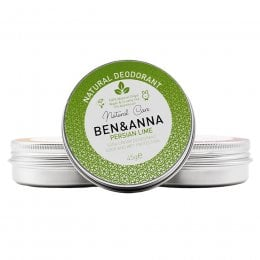 Ben & Anna Natural Deodorant Tin Persian Lime - 45g