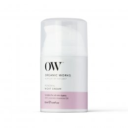 Organic Works Renewal Night Cream - 50ml