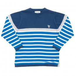 Kite Dino Stripe Jumper