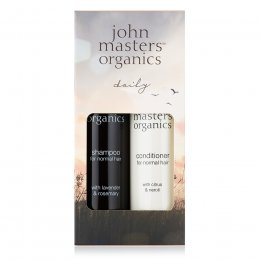 John Masters Daily Collection Shampoo and Conditioner Gift Set