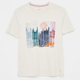 White Stuff Pedal Organic T-Shirt