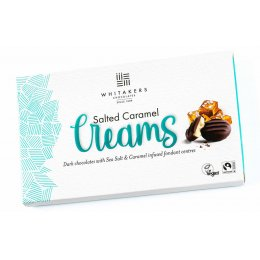 Whitakers Salted Caramel Creams - 150g