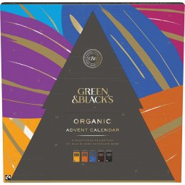 Green & Blacks Organic Advent Calendar - 360g