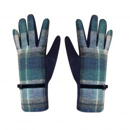 Cloudburst Tweed Gloves