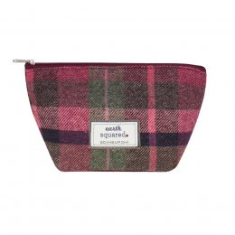 Hawthorn Tweed Make-up Bag