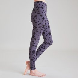Asquith Bamboo & Organic Cotton Flow With It Legging - Galaxy