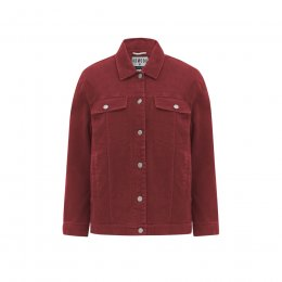 Komodo Evel Fleece Jacket - Dusky Cedar