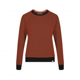 Komodo Hana Jumper - Black & Pepper