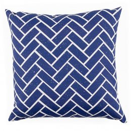 Maemara Herring Scatter Cushion - Navy