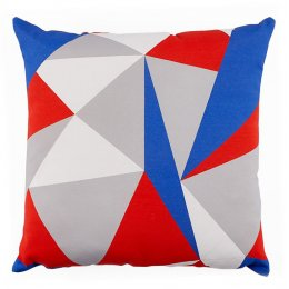 Maemara Fusion Scatter Cushion - Red