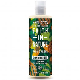 Faith in Nature Shea & Argan Conditioner - 400ml