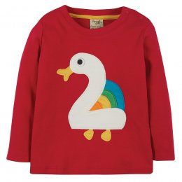 Frugi Magic Number T-Shirt - 2yr