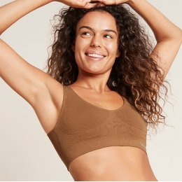 Boody Bamboo Shaper Bra - Brown