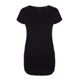 Asquith Bend It Tee - Black