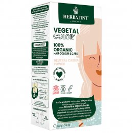 Herbatint Vegetal Semi Permanent Hair Colour - Neutral Cassia Power - 100g