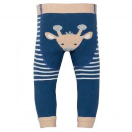 Kite Giraffe Knit Leggings
