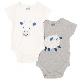 Kite Farm Bodysuits - Pack of 2