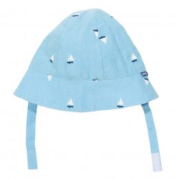 Kite Little Boats Sun Hat