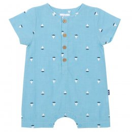 Kite Little Boats Romper