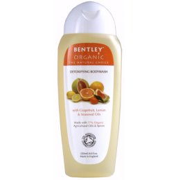 Bentley Organic Detoxifying Body Wash 250Ml