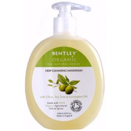 Bentley Organic Deep Cleansing Hand Wash 250Ml