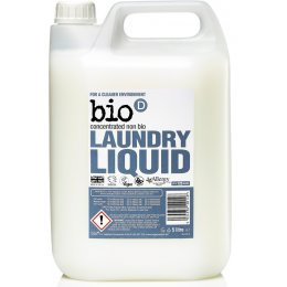 Bio D Concentrated Laundry Liquid - 5L