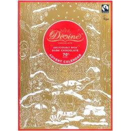 Divine Dark Chocolate Advent Calendar 85g