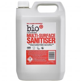 Bio D Multi Surface Sanitiser - 5L