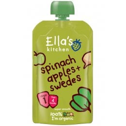 Ellas Kitchen Spinach  Apples & Swede