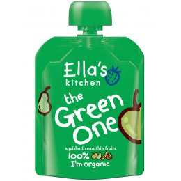 Ellas Kitchen The Green One Smoothie Fruit
