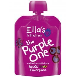 Ellas Kitchen The Purple One Smoothie Fruit