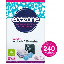 Ecoballs ® with Aloe Vera - 240 Washes