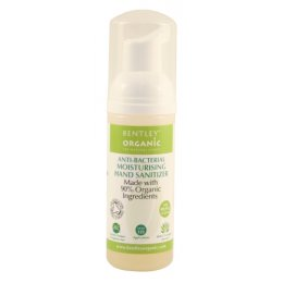 Bentley Organic Hand Sanitizer with Aloe Vera - 50ml