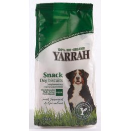 Yarrah Organic Vegetarian Multi Dog Biscuits 250g
