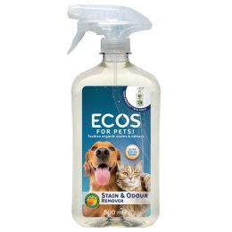 ECOS Pet Stain & Odour Remover - 500ml