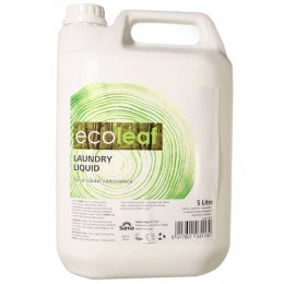 Ecoleaf Laundry Liquid 5 Litre