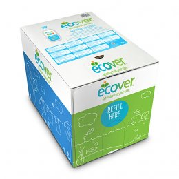 Ecover Washing Up Liquid Camomile & Clementine Bag in a Box 15L