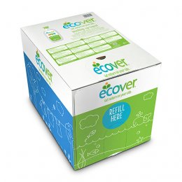 Ecover Washing Up Liquid Lemon & Aloe Vera Bag in Box 15L