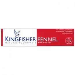Kingfisher Fennel Toothpaste 100ml