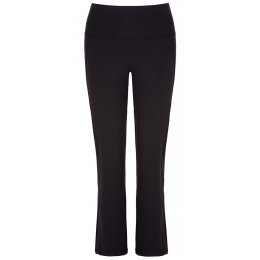 Asquith Bamboo & Organic Cotton Black Live Fast Pants - Long
