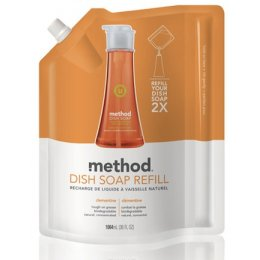 Method Washing Up Refill - Clementine