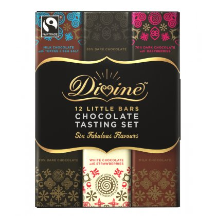 Divine Chocolate Tasting Set