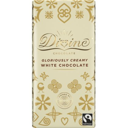 Divine White Chocolate - 90g