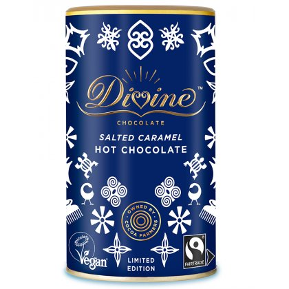 Divine Salted Caramel Hot Chocolate - 300g