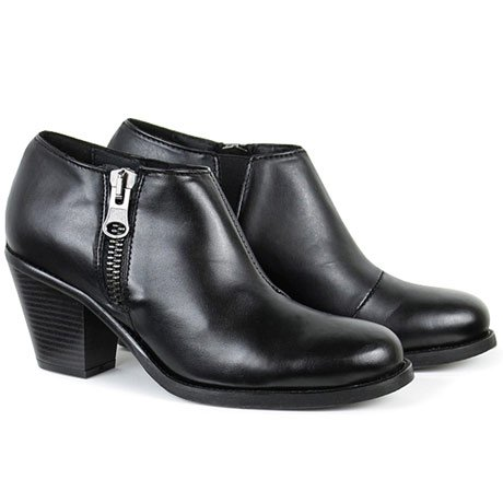 Will's London Heeled Shoe Boots