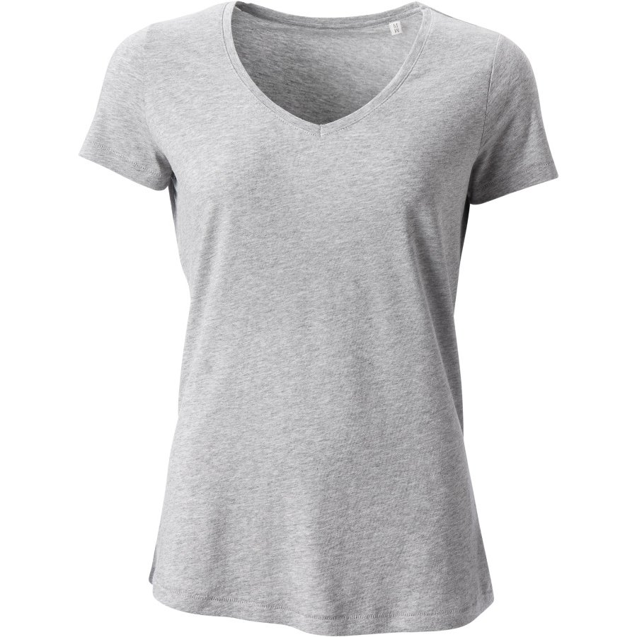 deef5272f586 Organic Cotton V-Neck T-Shirt - Natural Collection Select